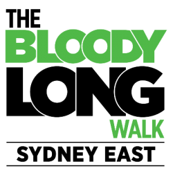 The Bloody Long Walk Sydney East