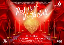 Red Hot Winter Ball 2018