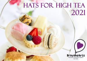 Hats for High Tea 2021