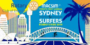 Sydney to Surfers Ride 2019