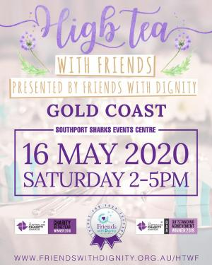 High Tea With Friends : Gold Coast 2020