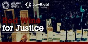 Red Wine for Justice