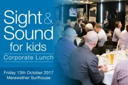 Oct 13 Sight & Sound for Kids Lunch 2017