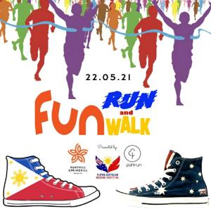 Fun Run or Walk for Every Juan