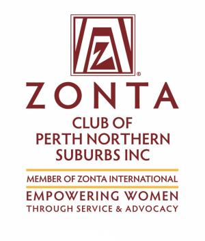 Aug 12 Zonta Club of Perth Northern Suburbs YWPA Award Presentation Dinner