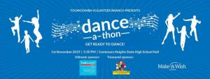 Dance-A-Thon presented by Make-A-Wish Toowoomba Volunteer branch