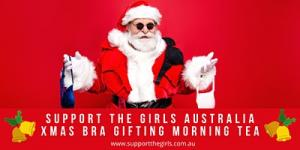 Support The Girls Australia Bra Gifting Day : Southport Community Centre