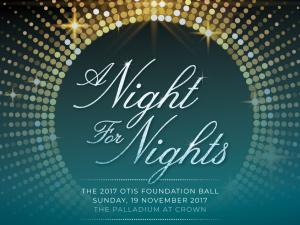 Nov 09 The OTIS Foundation ball - A Night for Nights