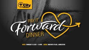 Pay it Forward Dinner