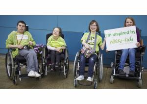 Whizz Kidz Fundraising Lunch