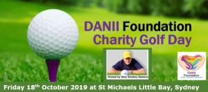 DANII Foundation Annual GOLF Day