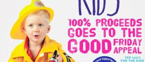 Parma for The Kids – Good Friday Appeal