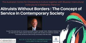 Altruists Without Borders : The Concept of Service in Contemporary Society