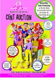 Be Uplifted Inc Breast Cancer Charity Cent Auction