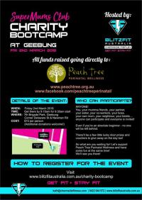Charity Boot Camp for Peach Tree Perinatal Wellness