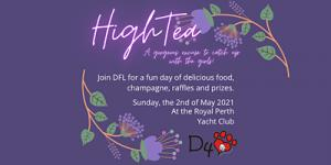 DFL's High Tea Afternoon
