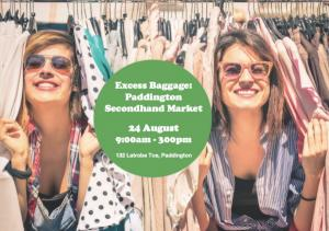 Excess Baggage: Paddington Secondhand Market