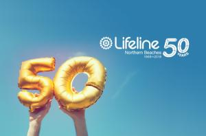 Celebrate 50 Years of Lifeline Northern Beaches