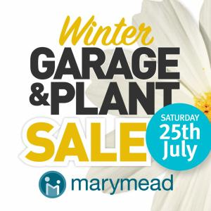 Marymeads Winter Garage and Plant Sale