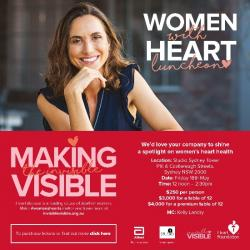 May 18 Women with Heart Luncheon