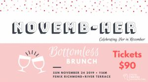 Novemb-HER Bottomless Brunch