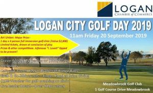 Logan City Golf Day 2019