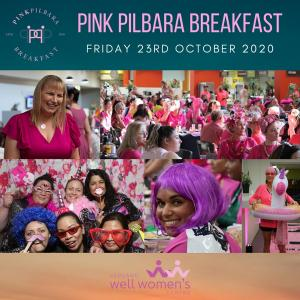 Pilbara Pink Breakfast : Hosted by PHCCI