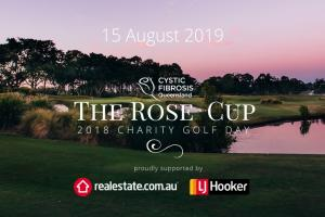 The Rose Cup Charity Golf Day 2019