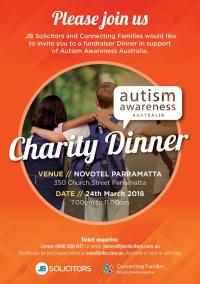 JB Solicitors & Connecting Families Charity Dinner