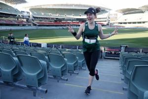 Stadium Stomp Adelaide Oval : Postponed