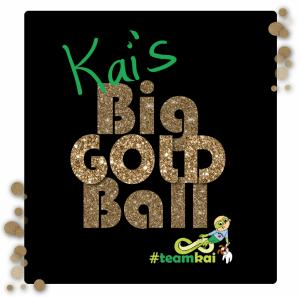 Kais Big GOLD Ball