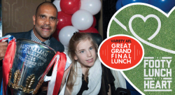 Variety AFL Great Grand Final Lunch Event