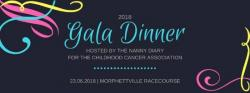2018 Gala Dinner for the Childhood Cancer Association - Hosted by The Nanny Diary