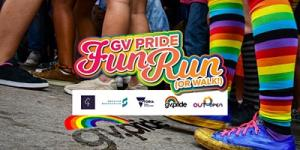 GV Pride Fun RunWalk : Sun 1 Nov