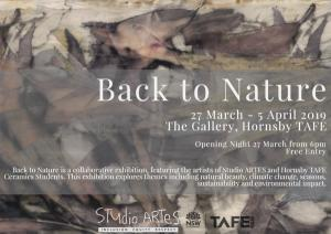 Back to Nature Art Exhibition