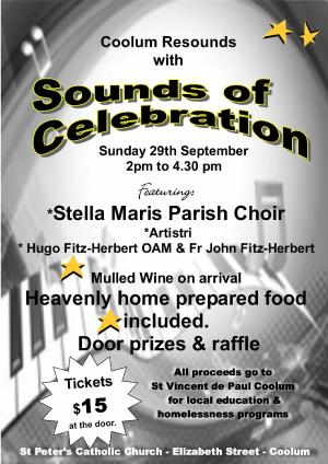 Sounds of Celebration  Concert