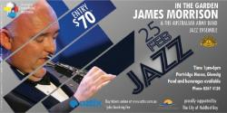 Jazz in the Garden with James Morrison