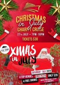 Christmas in July Cruise Party