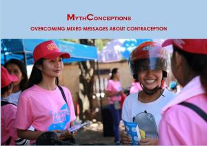 MythConceptions: Overcoming mixed messages about contraception