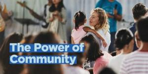 The Power of Community - Melbourne