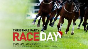 Dec 04 Christmas Party Race Day