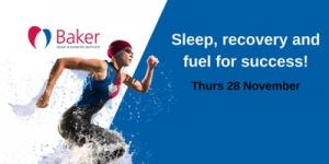 Sleep, recovery and fuel for success