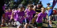 Kids Running For Premature Babies