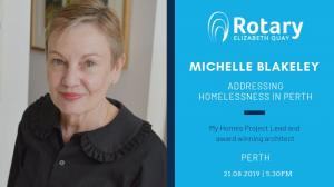 Addressing Homelessness in Perth - My Homes with Michelle Blakeley