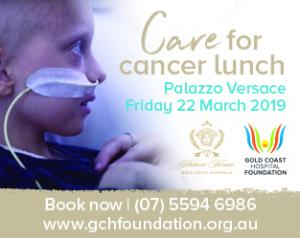 Gold Coast Hospital Foundation Care For Cancer Lunch