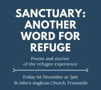 Sanctuary: Another Word for Refuge