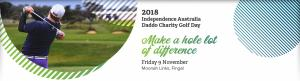 Nov 09 Independence Australia Daddo Charity Golf Day