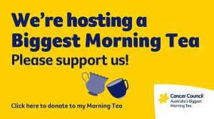 Biggest Morning Tea Fundraiser | LJ Hooker City Residential