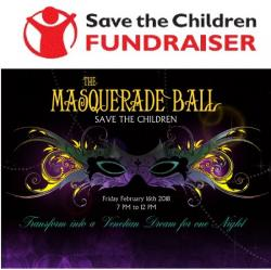 The Masquerade Ball Save the Children