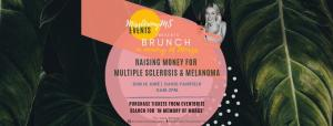 In memory of Morgs - Brunch